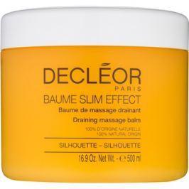 Decléor Slim Effect karcsúsító masszírozó balzsam esszenciális olajokkal professzionális használatra, nem alkalmas ajándékba  500 ml
