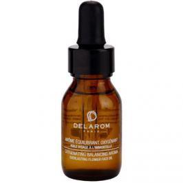 Delarom Revitalizing oxigenizáló aroma vasvirágos arcolaj  15 ml