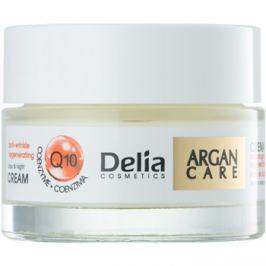 Delia Cosmetics Argan Care regeneráló ráncellenes krém koenzim Q10  50 ml