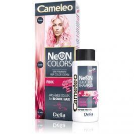 Delia Cosmetics Cameleo Neon Colors kozmetika szett II.