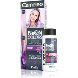 Delia Cosmetics Cameleo Neon Colors kozmetika szett IV.
