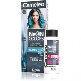 Delia Cosmetics Cameleo Neon Colors kozmetika szett VI.