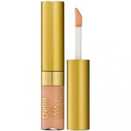 Delia Cosmetics Eye Concealer folyékony korrektor árnyalat 04 Peach 4 ml
