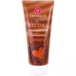 Dermacol Aroma Ritual finom testápoló tej Ír kávé  200 ml