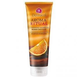 Dermacol Aroma Ritual harmonizáló tusfürdő gél belga csokoládé  250 ml