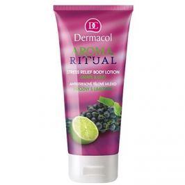 Dermacol Aroma Ritual antistressz testápoló tej szőlő és lime  200 ml
