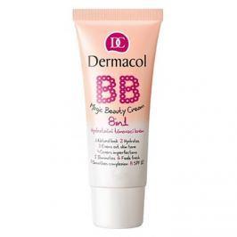 Dermacol BB Magic Beauty hidratáló krém tonizáló 8 in 1 Nude  30 ml