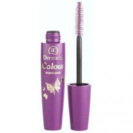 Dermacol Colour Mascara extra dúsító szempillaspirál árnyalat No.4 Violet 10 ml