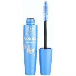 Dermacol Colour Mascara extra dúsító szempillaspirál árnyalat No.1 Electric Blue 10 ml