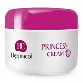 Dermacol Dry Skin Program Princess Cream tápláló hidratáló nappali krém tengeri moszat kivonatokkal  50 ml