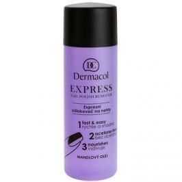 Dermacol Express körömlakklemosó aceton nélkül  120 ml
