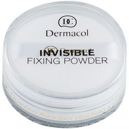 Dermacol Invisible transparens púder árnyalat White 13 g