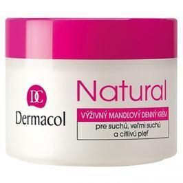 Dermacol Natural tápláló nappali krém száraz és nagyon száraz bőrre  50 ml