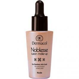 Dermacol Noblesse tökéletesítő folyékony make-up árnyalat č.02 Nude 25 ml