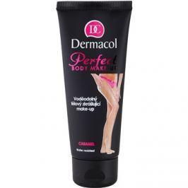 Dermacol Perfect vízálló, szépítő test make-up árnyalat Caramel 100 ml