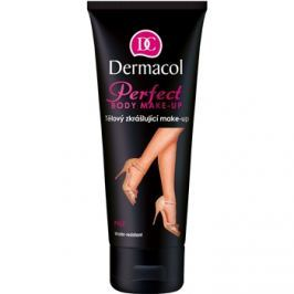 Dermacol Perfect vízálló, szépítő test make-up árnyalat Pale 100 ml