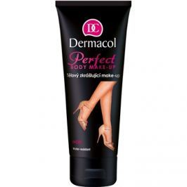 Dermacol Perfect vízálló, szépítő test make-up árnyalat Ivory 1000 ml