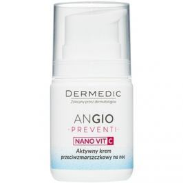 Dermedic Angio Preventi ráncellenes éjszakai krém  55 g