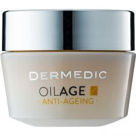 Dermedic Oilage regeneráló éjszakai arcmaszk a bőr sűrűségének helyreállításához  50 g