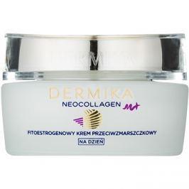 Dermika Neocollagen M+ nappali regeneráló krém fitoösztrogénnel  50 ml