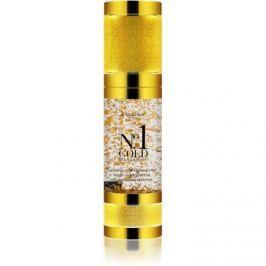 Di Angelo Cosmetics No1 Gold hialuron szérum az arcbőr azonnali fiatalítására és élénkítésére  30 ml