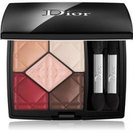 Dior 5 Couleurs 5 színt tartalmazó szemhéjfesték paletta  árnyalat 777 Exalt 7 g