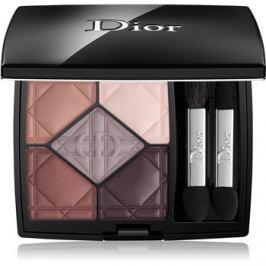 Dior 5 Couleurs 5 színt tartalmazó szemhéjfesték paletta  árnyalat 757 Dream 7 g