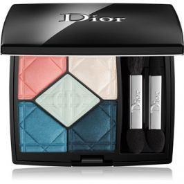 Dior 5 Couleurs 5 színt tartalmazó szemhéjfesték paletta  árnyalat 357 Electrify 7 g