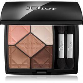 Dior 5 Couleurs 5 színt tartalmazó szemhéjfesték paletta  árnyalat 647 Undress 7 g