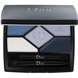 Dior 5 Couleurs Designer professzionális szemhéjfesték paletta árnyalat 208 Navy Design 5,7 g