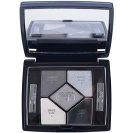 Dior 5 Couleurs Designer professzionális szemhéjfesték paletta árnyalat 008 Smoky Design 4,4 g