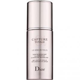 Dior Capture Totale bőrvilágosító szérum a ráncok ellen szemre  15 ml