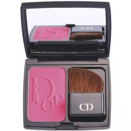 Dior Diorblush Vibrant Colour púderes arcpír árnyalat 876 Happy Cherry  7 g