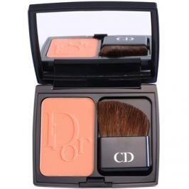 Dior Diorblush Vibrant Colour púderes arcpír árnyalat 586 Orange Riviera  7 g