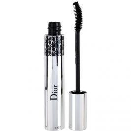 Dior Diorshow Iconic Overcurl dúsító és göndörítő szempillaspirál vízálló árnyalat 091 Over Black 10 ml