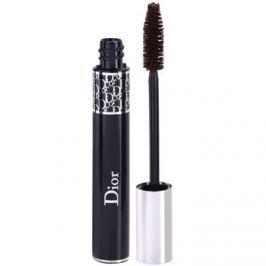 Dior Diorshow Mascara Waterproof vízálló göndörítő és nagyobbító szempillaspirál árnyalat 698 Chestnut 11,5 ml