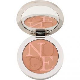 Dior Diorskin Nude Air Glow Powder világosító púder az egészséges hatásért árnyalat 002 Fresh Light  10 g