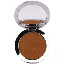 Dior Diorskin Nude Air Tan Powder bronzosító púder ecsettel árnyalat 003 Cannelle/Cinnamon 10 g