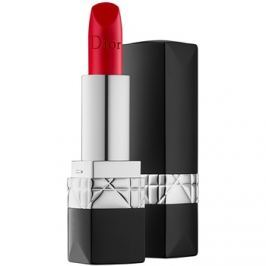 Dior Rouge Dior fényűző ápoló rúzs árnyalat 634 Strong Matte 3,5 g