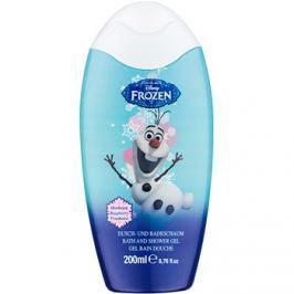 Disney Cosmetics Frozen habfürdő és tusfürdő gél 2 in 1  200 ml