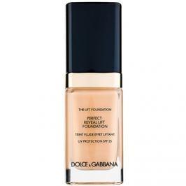 Dolce & Gabbana The Foundation The Lift Foundation make-up liftinges hatással SPF 25 árnyalat Creamy 80 30 ml