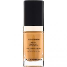 Dolce & Gabbana The Foundation The Lift Foundation make-up liftinges hatással SPF 25 árnyalat Amber 148 30 ml