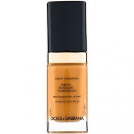 Dolce & Gabbana The Foundation The Lift Foundation make-up liftinges hatással SPF 25 árnyalat Soft Tan 160 30 ml