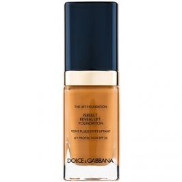 Dolce & Gabbana The Foundation The Lift Foundation make-up liftinges hatással SPF 25 árnyalat 170 Golden Honey 30 ml