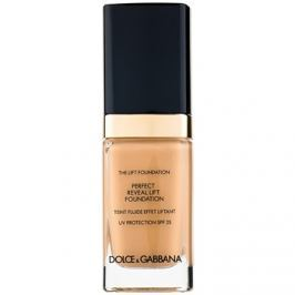 Dolce & Gabbana The Foundation The Lift Foundation make-up liftinges hatással SPF 25 árnyalat Warm Rose 130 30 ml