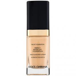 Dolce & Gabbana The Foundation The Lift Foundation make-up liftinges hatással SPF 25 árnyalat Classic 60 30 ml