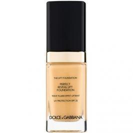 Dolce & Gabbana The Foundation The Lift Foundation make-up liftinges hatással SPF 25 árnyalat Bisque 75 30 ml