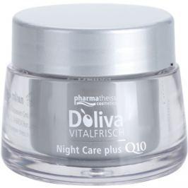 Doliva Vitalfrisch Q10 éjszakai krém a bőr regenerációjára  50 ml