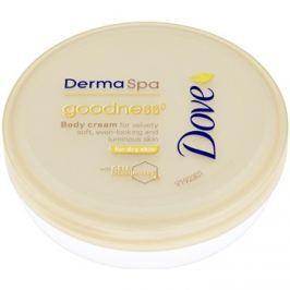 Dove DermaSpa Goodness³ testápoló krém a finom és sima bőrért  75 ml