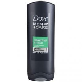 Dove Men+Care Sensitive Clean tusfürdő gél  250 ml